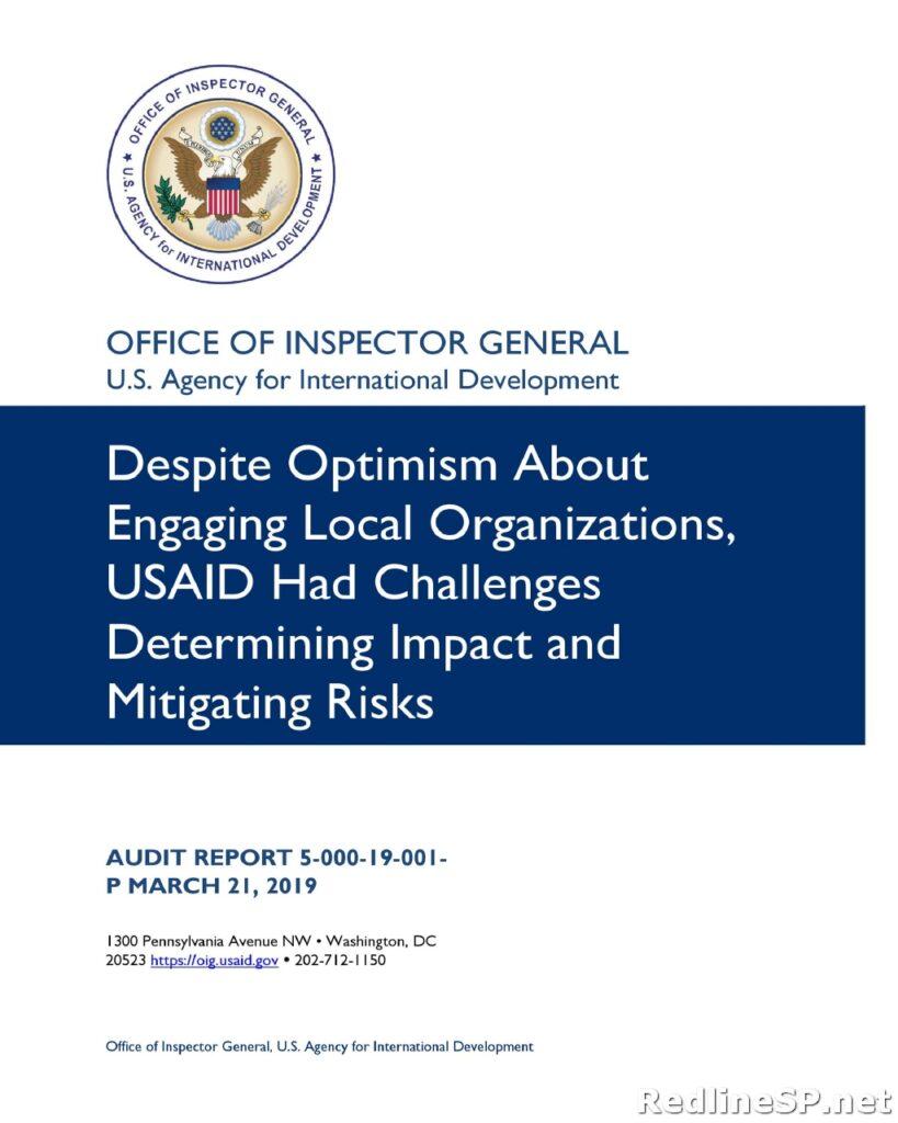 Audit Report Sample 46