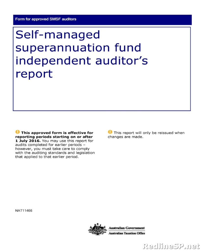 Audit Report Template 40
