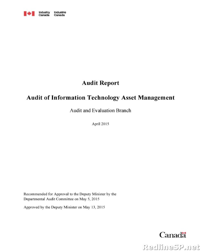 Audit Report Template 49