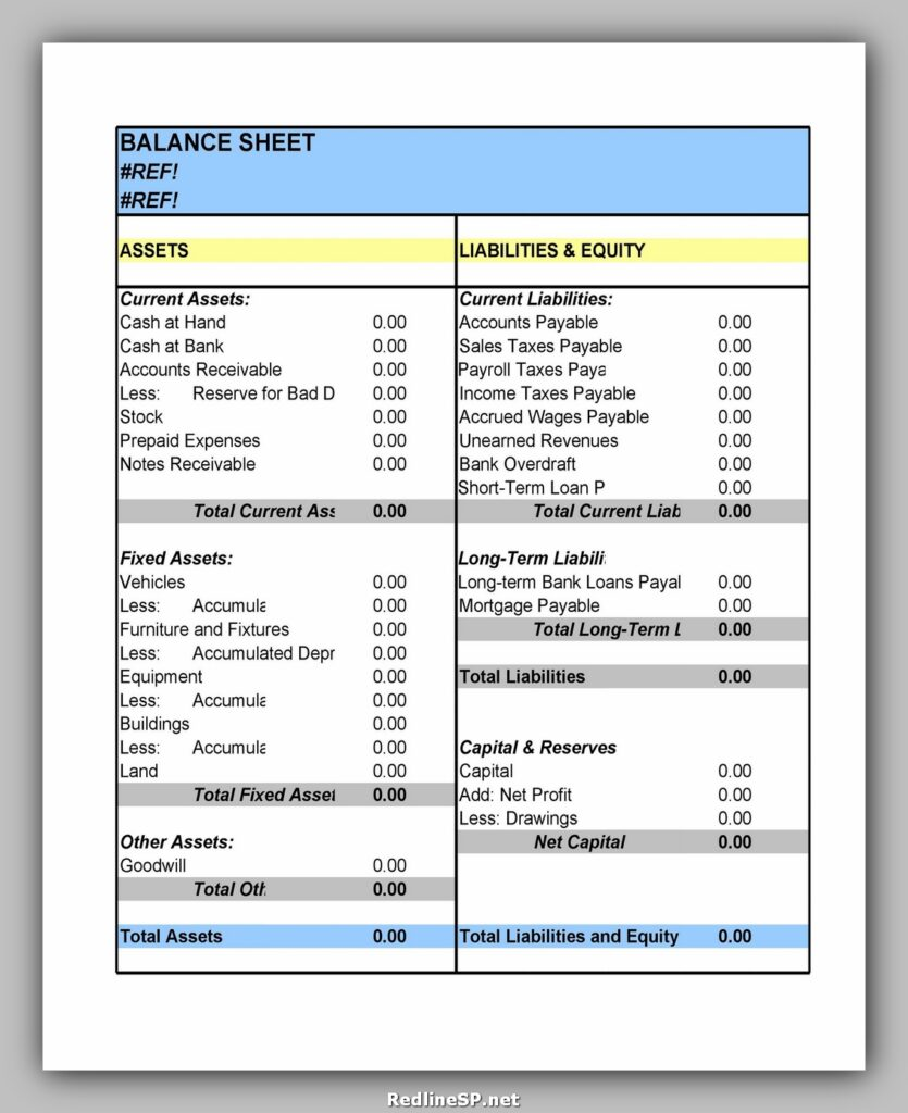 Balance Sheet 02