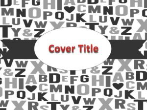 Binder cover template 31