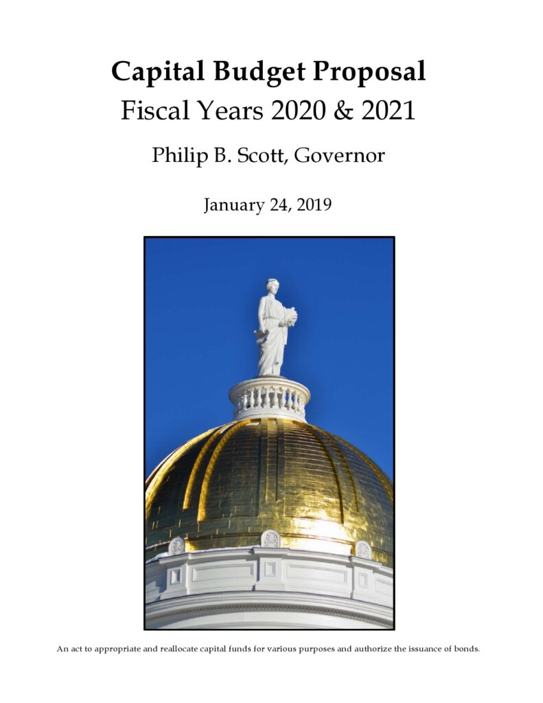 Budget Proposal Example 38