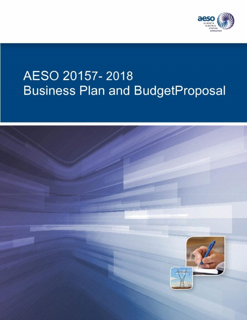 Budget Proposal Example 45