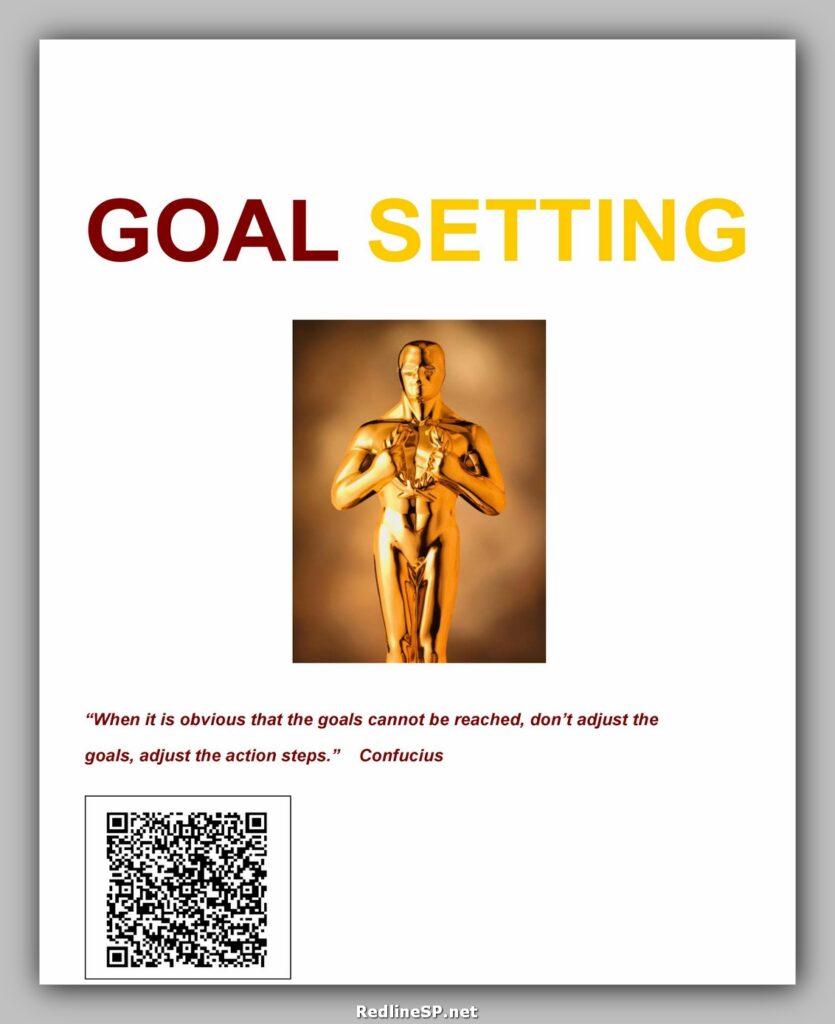 Goal Setting Template Pdf 41
