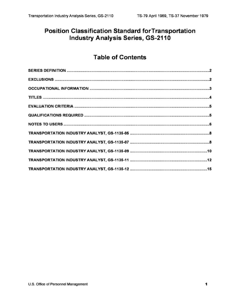 Industry Analysis 35