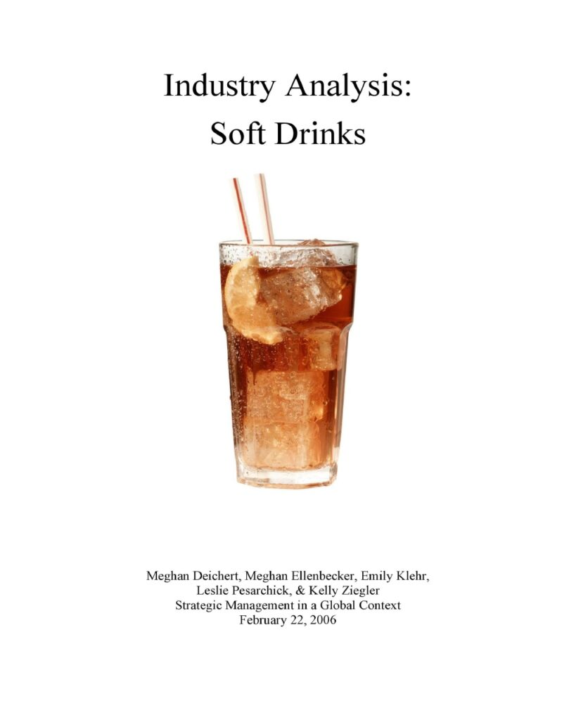 Industry Analysis Report 34