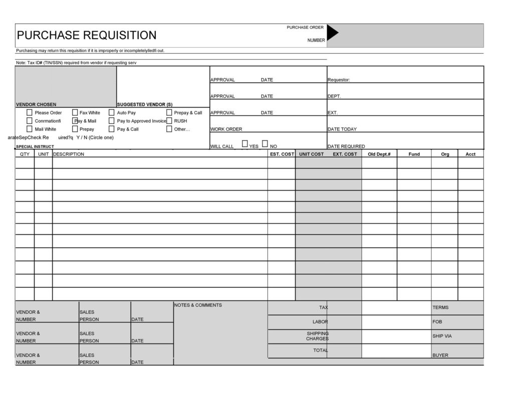 Lap Requisition Form 11
