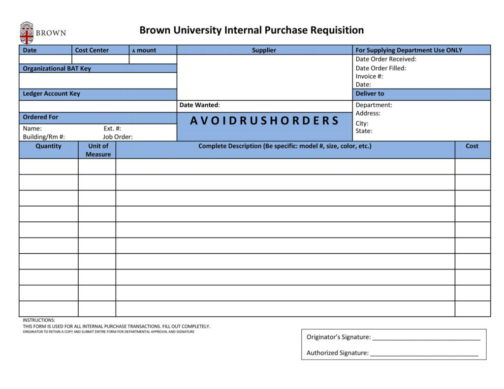 Lap Requisition Form 24