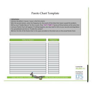 Pareto Chart 07
