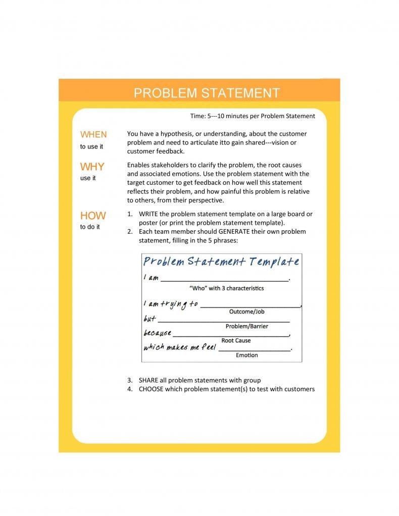 Problem Statement 02