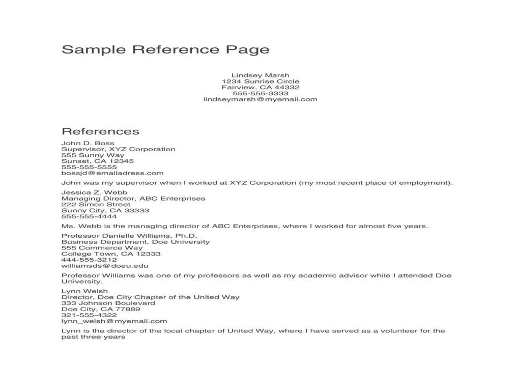 Reference Page 06
