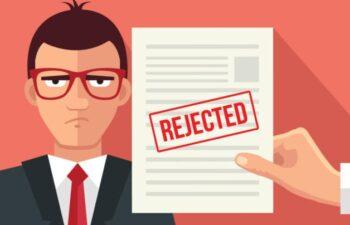 Rejection Letter Image