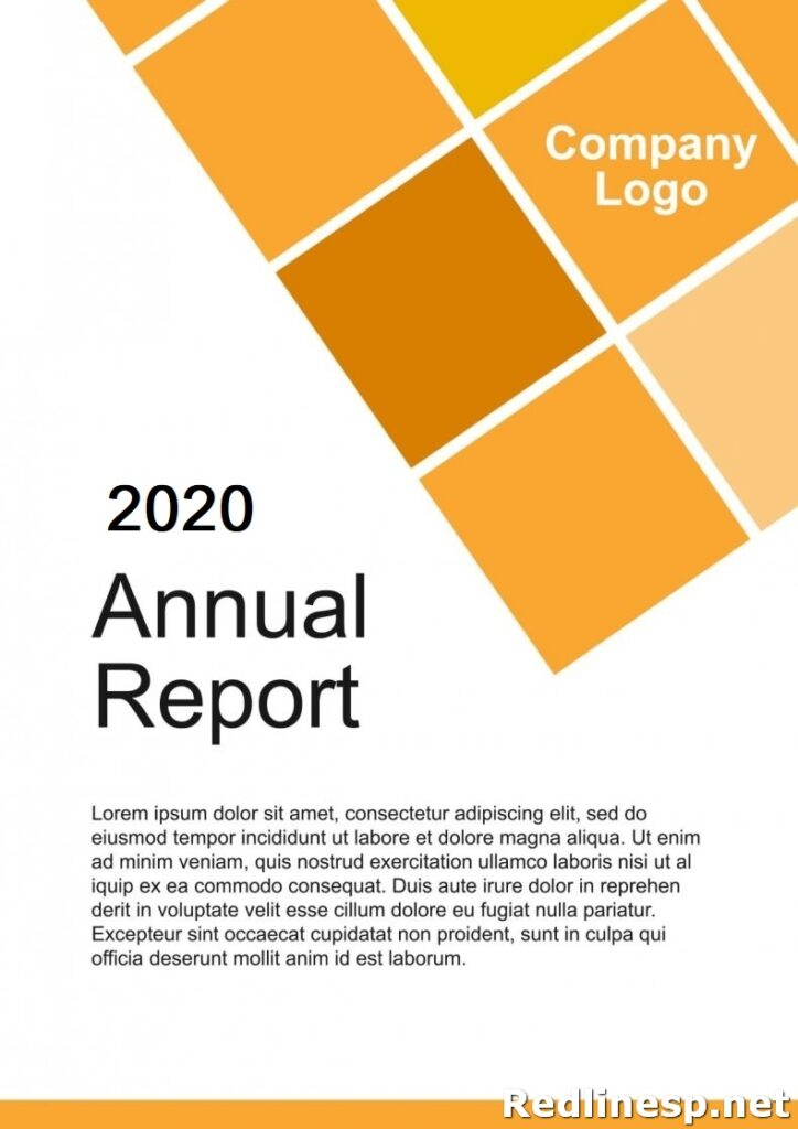 Report Cover Page 07