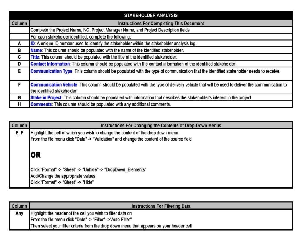 Stakeholder Analysis 02