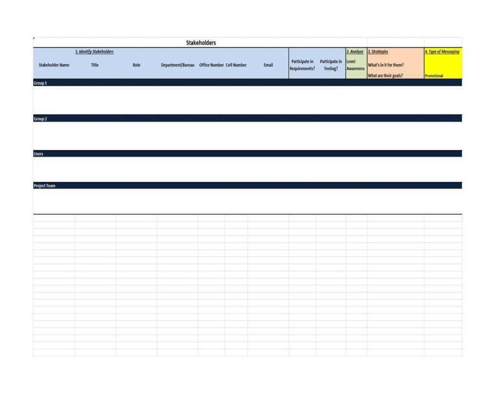 Stakeholder Analysis 06