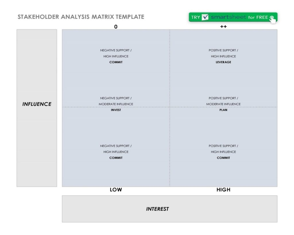 Stakeholder Analysis Example 28