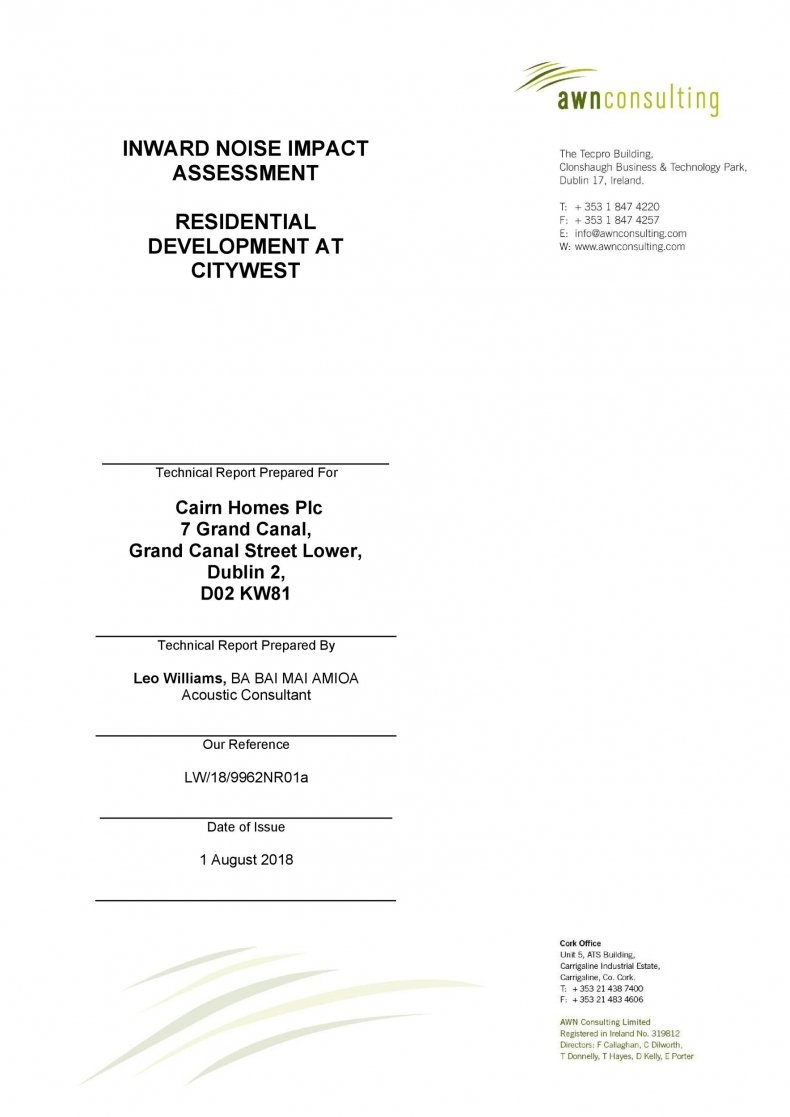 Technical Report Template 49