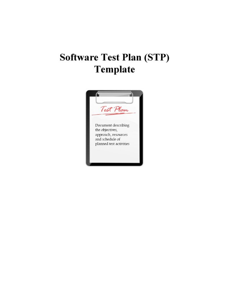 Test Plan Example 26