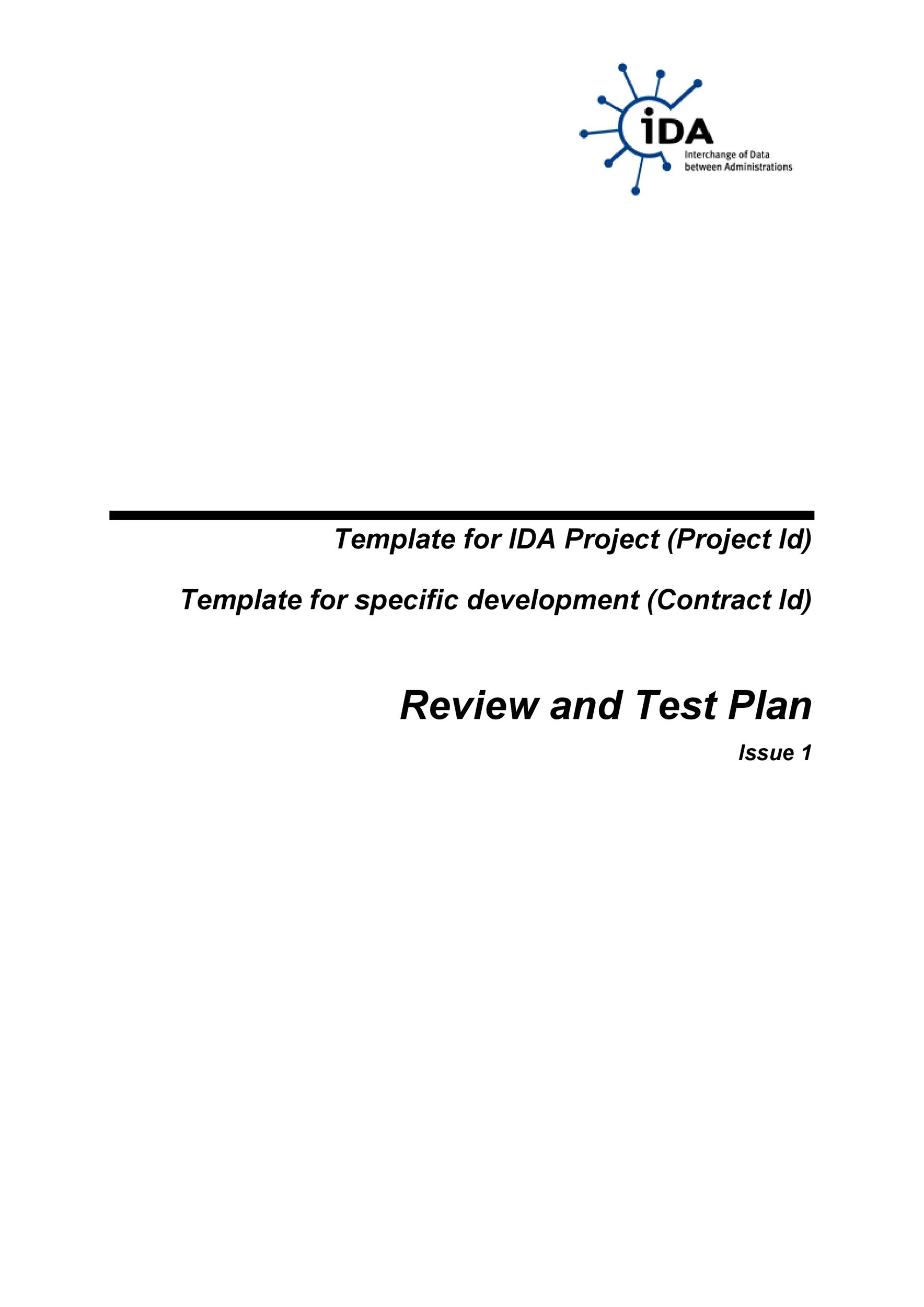 Test Plan Sample 09