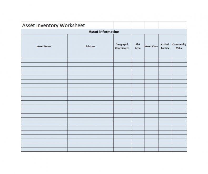 asset list 04
