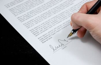 how to write hardship letter