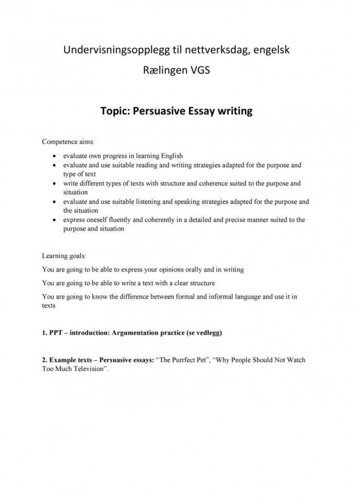 persuasive essay examples 22