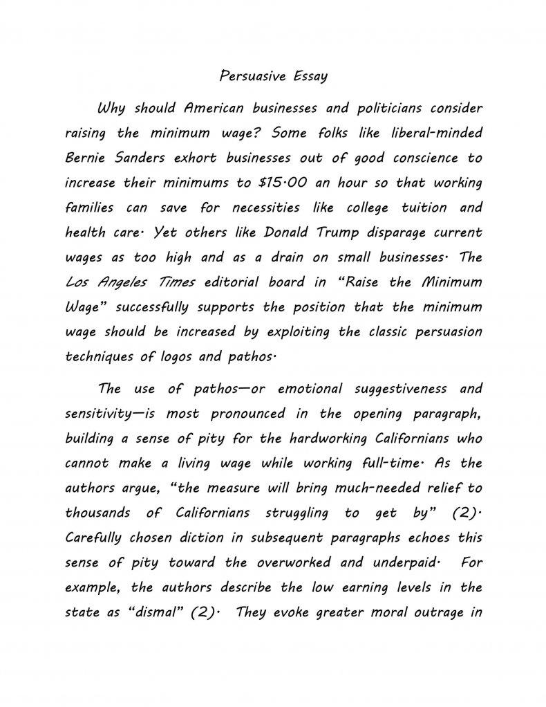 persuasive essay examples 26
