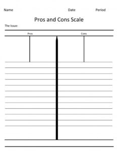 pros and cons list 06