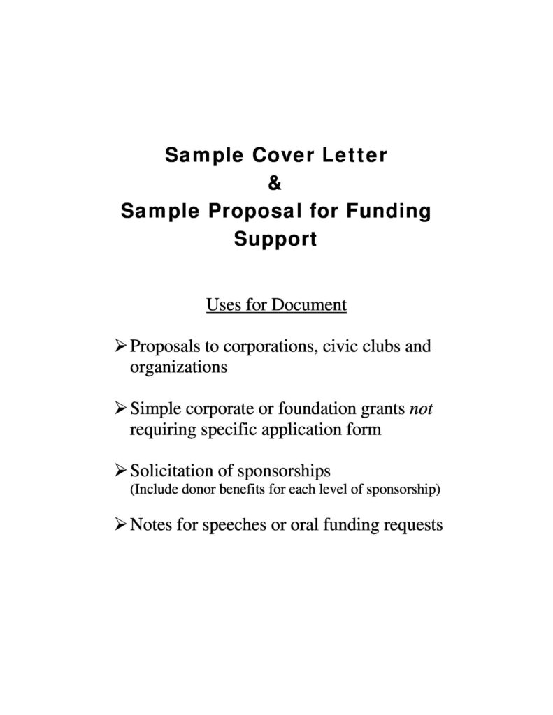 request for proposal letter 04