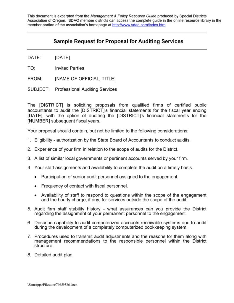 request for proposal template 05