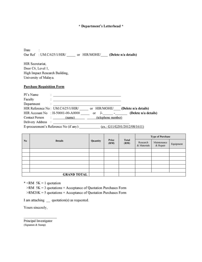 requisition form 05