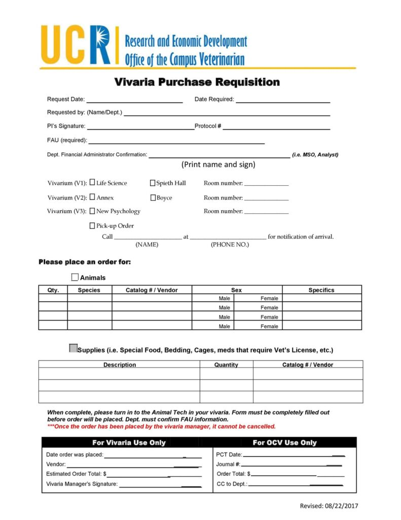 requisition form 39