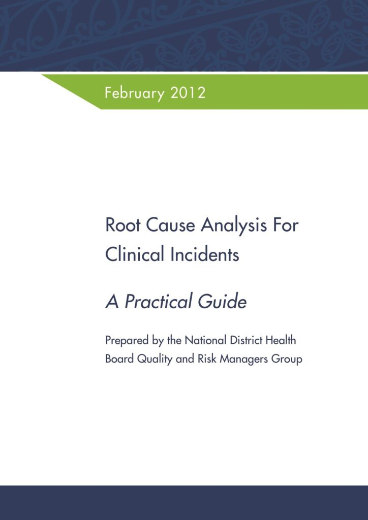 root cause analysis 11