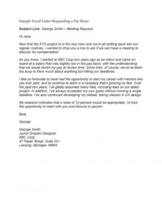 salary increase letter template 15