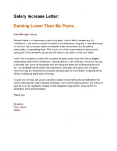 salary increase letter template 23