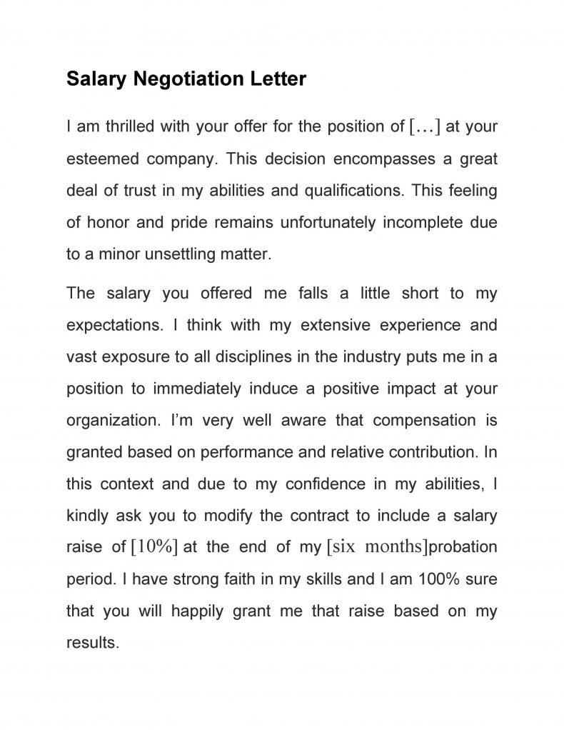salary negotiation letter 25
