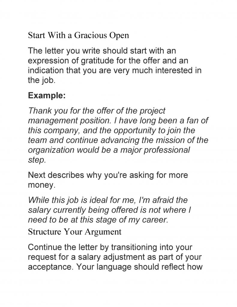 salary negotiation letter 26