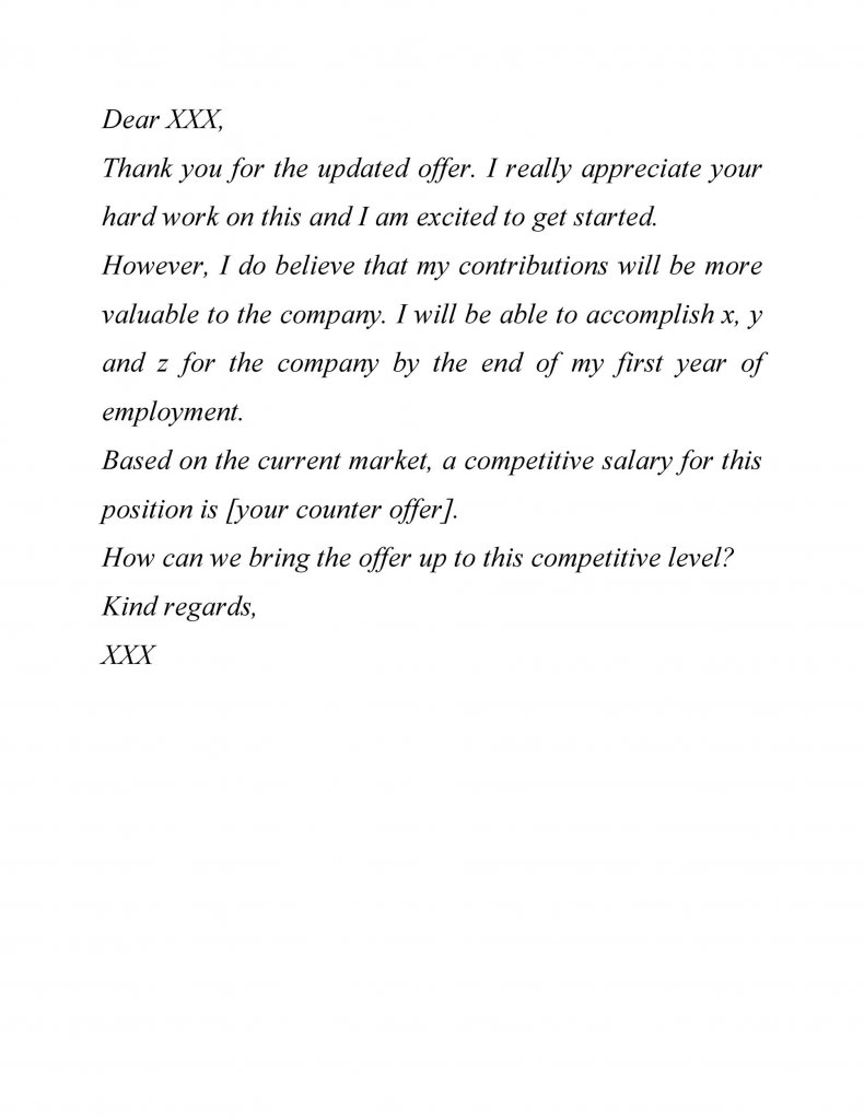 salary negotiation letter 36