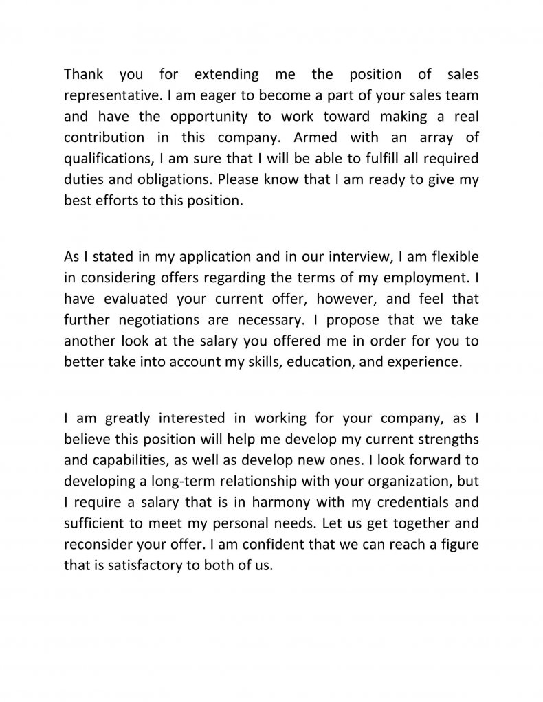 salary negotiation letter 42