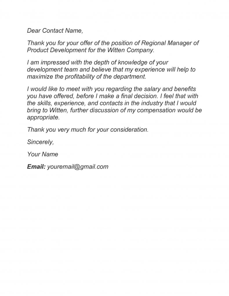 salary negotiation letter 45