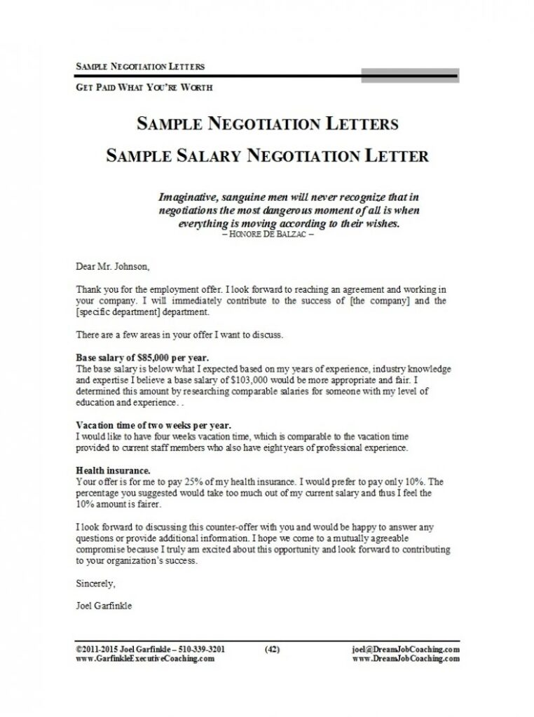 salary negotiation letter sample 03