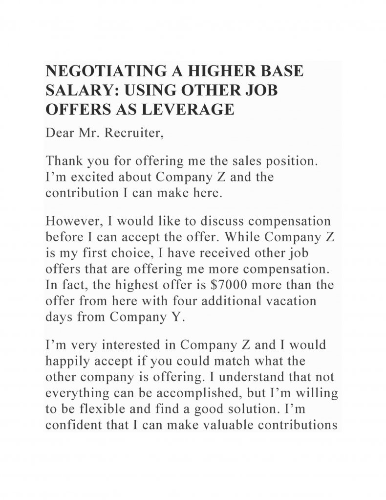 salary negotiation letter sample 05