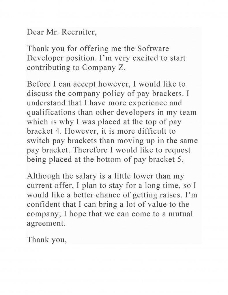 salary negotiation letter sample 09
