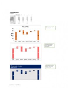 waterfall chart template 36
