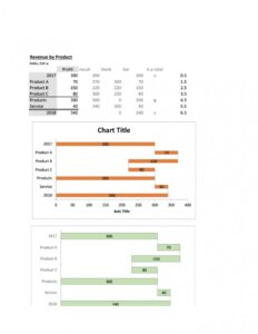 waterfall chart template 38