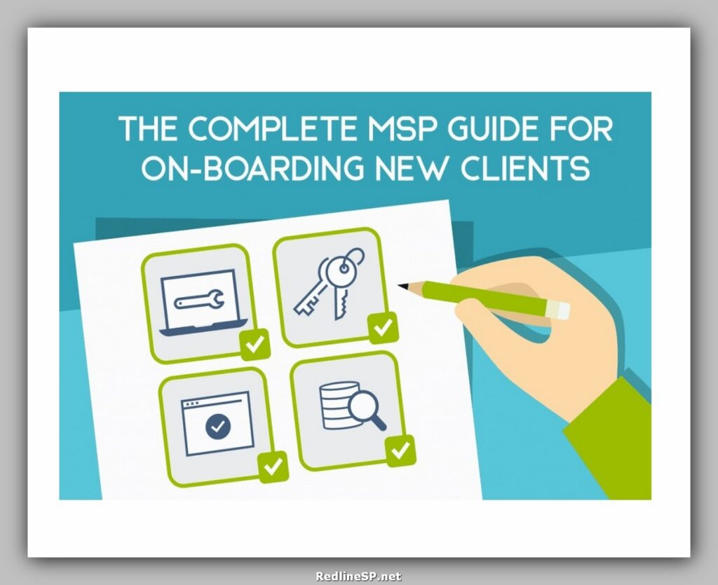 MSP Client Onboarding Checklist Template