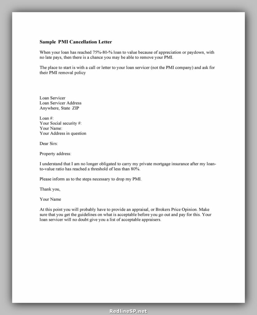 cancellation letter example 34