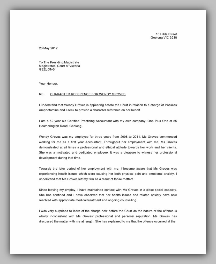 character reference letter 03