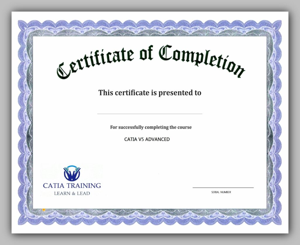 certificate template free download 01