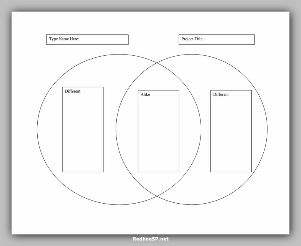 venn diagram template 35